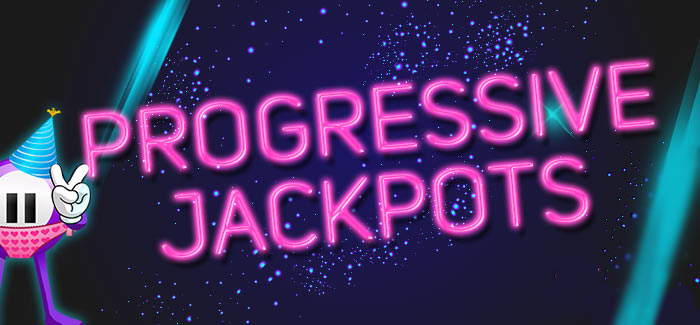 progressive jackpots - online casino sites