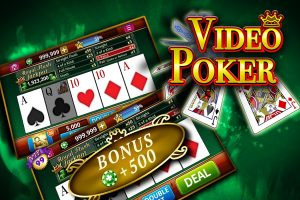 Video Poker - Intro to Table poker